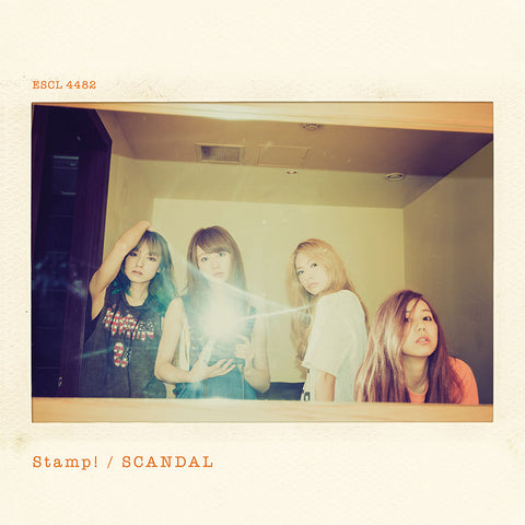 Scandal Stamp single // JPU Records