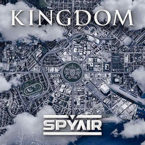 SPYAIR KINGDOM download album or buy on CD with English translations. Jrock, anime song, Japanese rock JPU Records