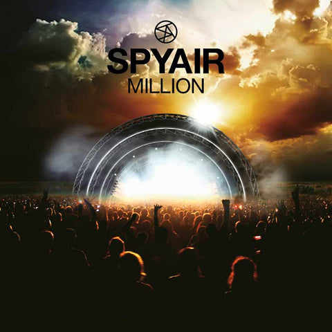 SPYAIR MILLION download album or own on CD with English lyric translations.. Jrock JPU Records