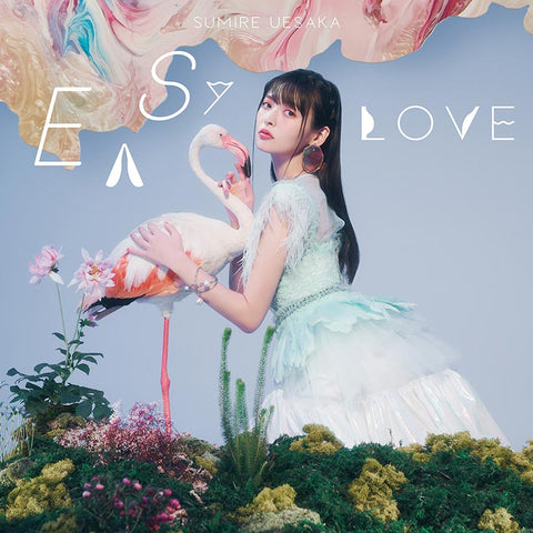 Sumire Uesaka EASY LOVE single Jpop