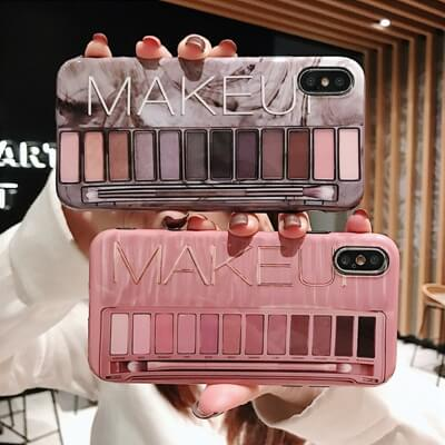New Make Up Eye Shadow iPhone Case