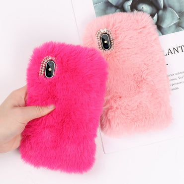 Soft & Warm Fluffy iPhone Cases