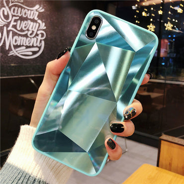 Luxury Glossy Diamond Case