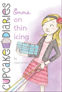 Emma on Thin Icing (The Cupcake Diaries), by Coco Simon