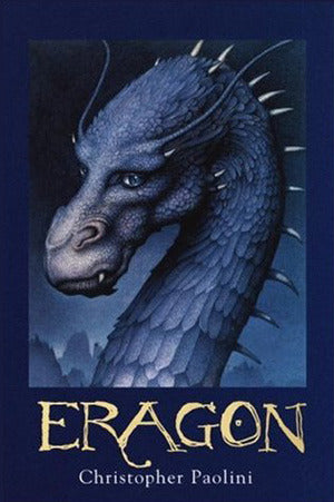 Eragon, by Christopher Paolini