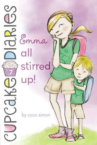 Emma All Stirred Up (Cupcake Diaries #7) by Coco Simon