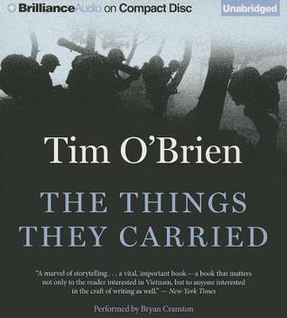 The Things They Carried, by Tim O'Brien