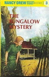 The Bungalow Mystery, by Carolyn Keene
