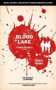 Blood Lake, by Kenneth Wishnia