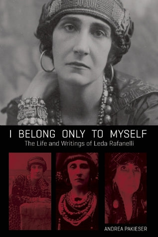 I Belong Only To Myself, by Andrea Pakieser