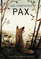 Pax, by Sara Pennypacker