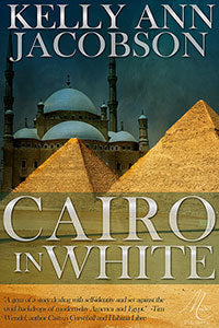 Cairo in White, by Kelly Ann Jacobson
