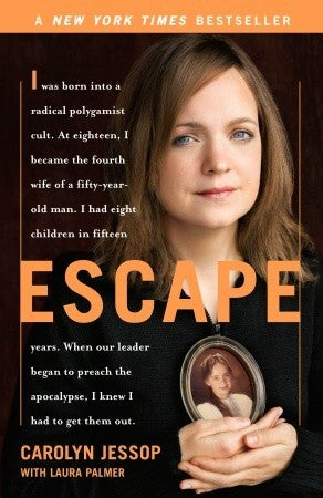 Escape, by Carolyn Jessop