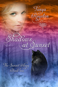 Shadows at Sunset, by Tonya Royston