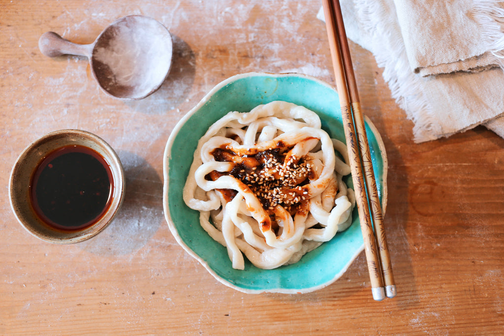 RECIPE: CHENGDU SWEET WATER NOODLES