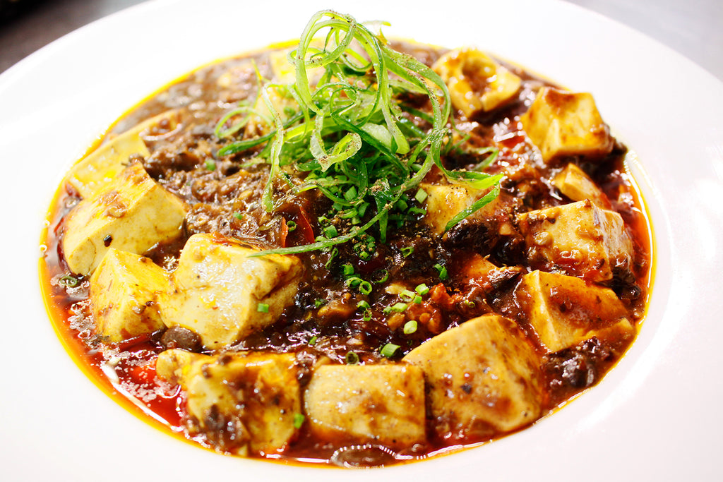 RECIPE: THE BEST VEGAN MAPO TOFU