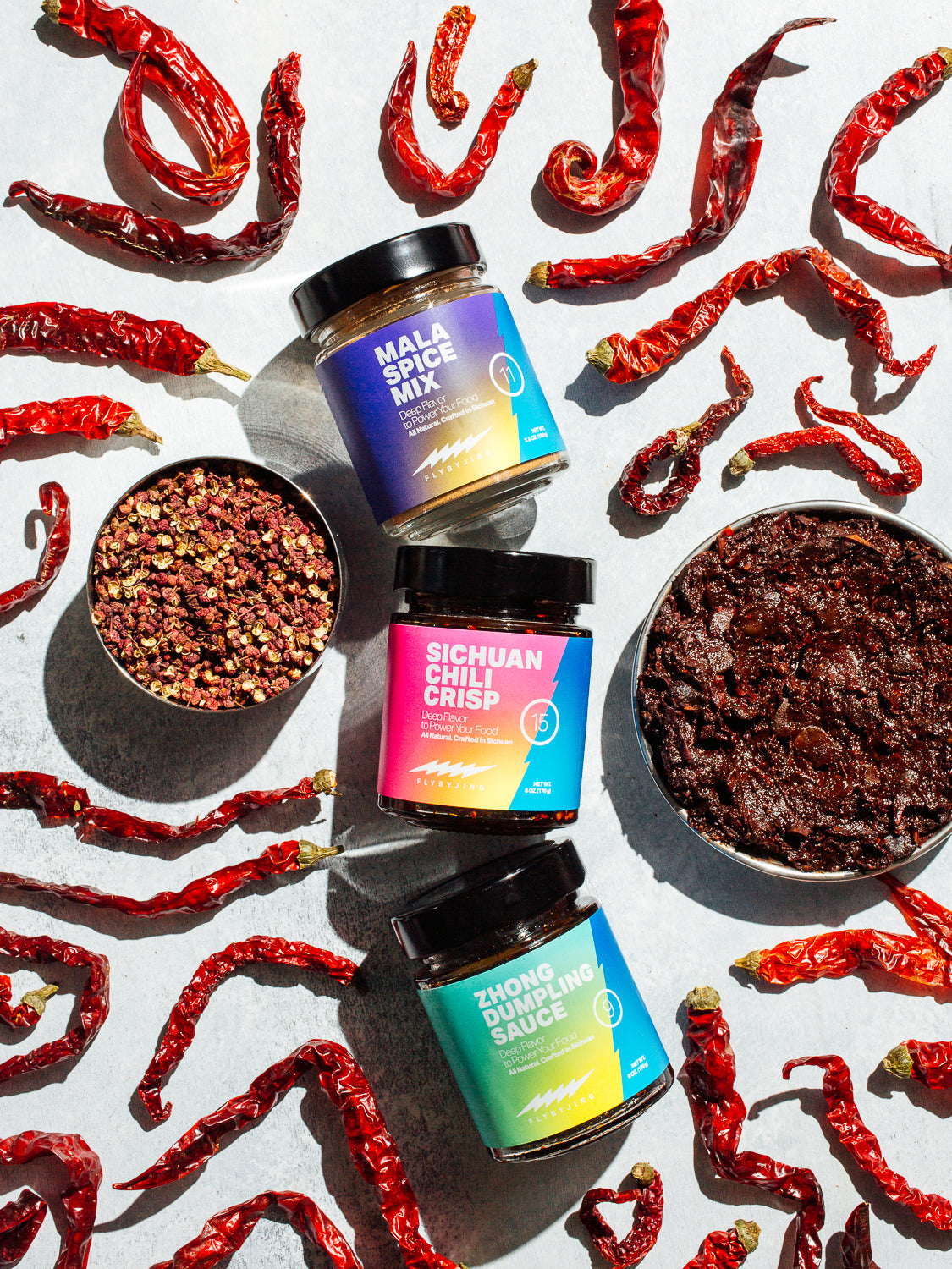 Lucky 88 Spice Lover's Gift Set