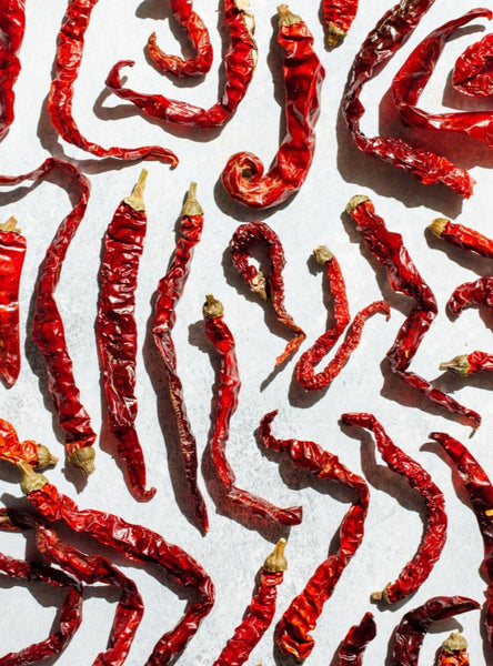 Sichuan Pantry Essentials