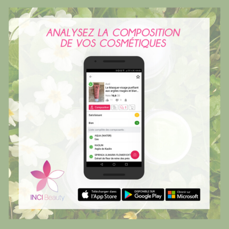 INCI BEAUTY OU L'ENGAGEMENT DE LA TRANSPARENCE