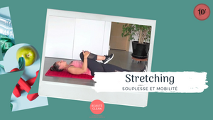 Routine sport: Étirer et relaxer avec le Stretching