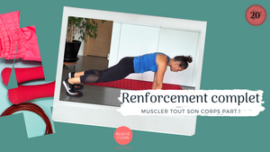 Routine Sport: Renforcement musculaire corps complet