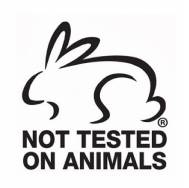 label not tested on animal