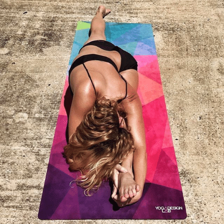 Tapis de Yoga - Geo - Yoga Design Lab