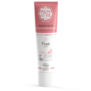 Fresh Kiss - Dentifrice à l'extrait de raisin - Pulpe de Vie
