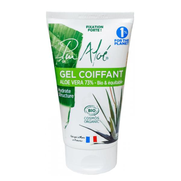 Gel coiffant à 73% d'Aloe Vera 150ml
