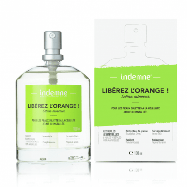 Libérez l'Orange ! - Lotion corps anti-cellulite