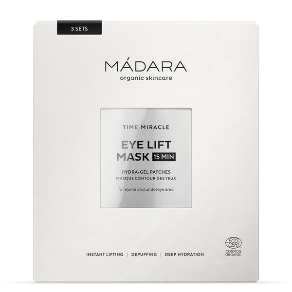 Patch hydra-gel liftants contour des yeux
