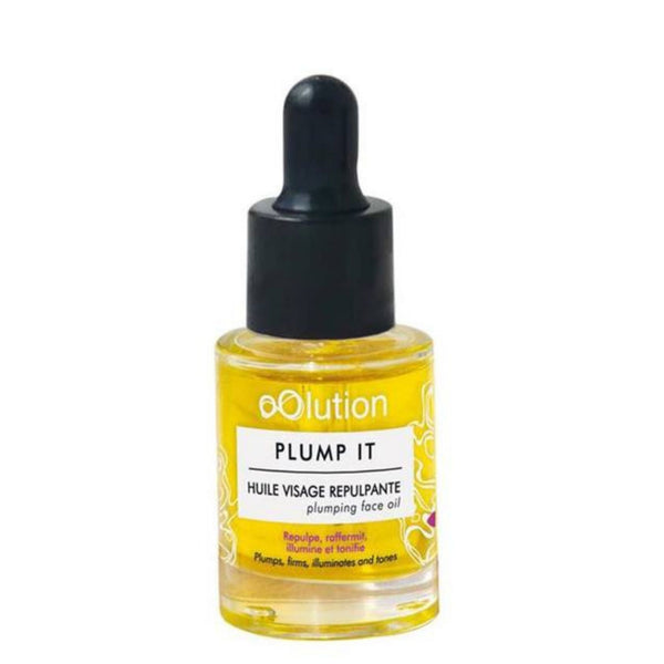 Plump It - Huile visage repulpante