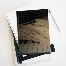 Load image into Gallery viewer, Wheat on Piano Hardback Journal