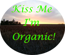Load image into Gallery viewer, Kiss Me I'm Organic Mug