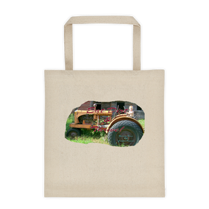 Eat Dirt & Thrive! Tote bag