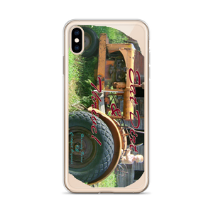 Eat Dirt & Thrive iPhone Case