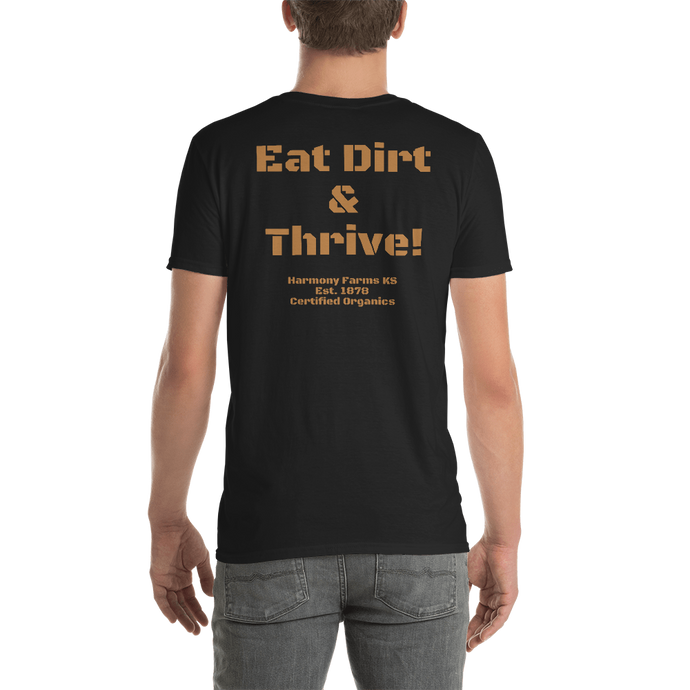 Eat Dirt & Thrive!