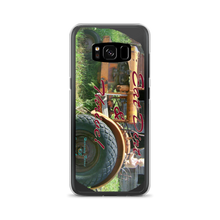 Load image into Gallery viewer, Eat Dirt & Thrive Samsung Case