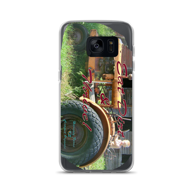 Eat Dirt & Thrive Samsung Case