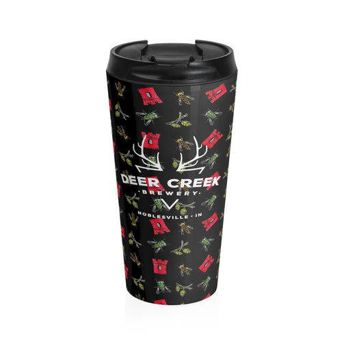 Deer Creek OG Stainless Steel Travel Mug