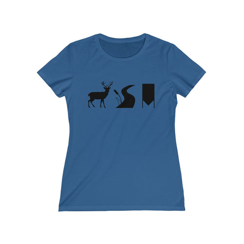 Pictograph Women's Missy Tee