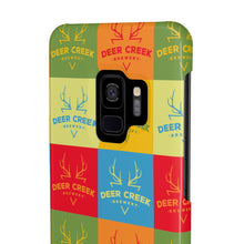 Load image into Gallery viewer, Logo Collage Slim Phone Case