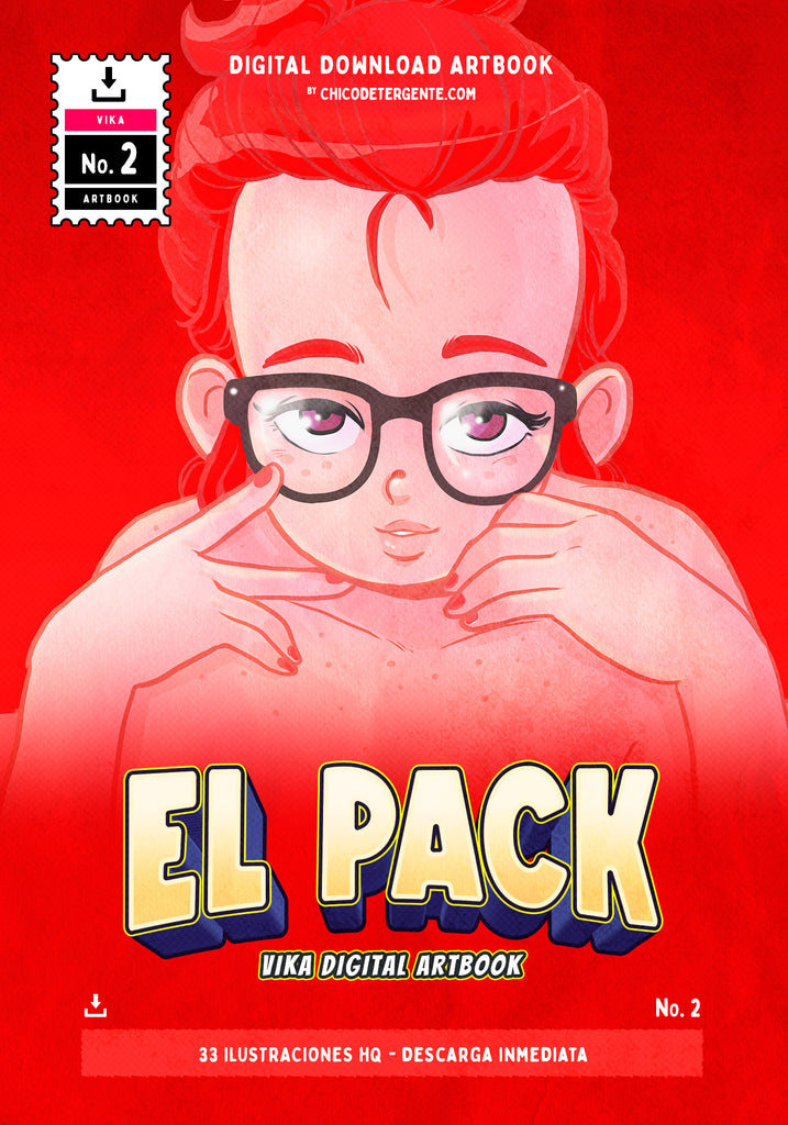 "💾 VIKA - ""EL PACK"" - Pack digital"