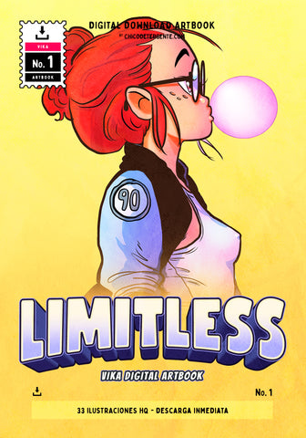 💾 VIKA Limitless - Pack digital