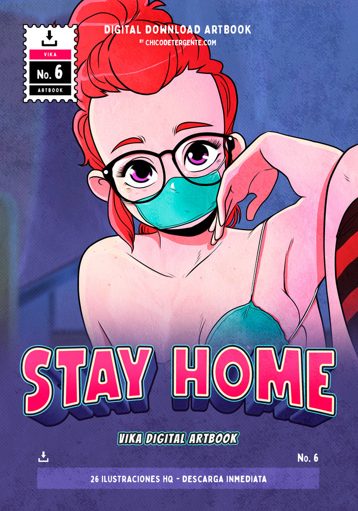 💾 VIKA - Stay Home - Pack digital