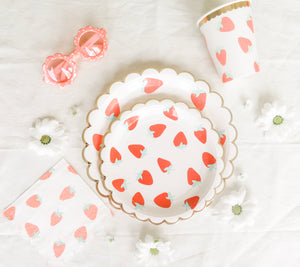 Babe Dinner Box - Banner & Bow