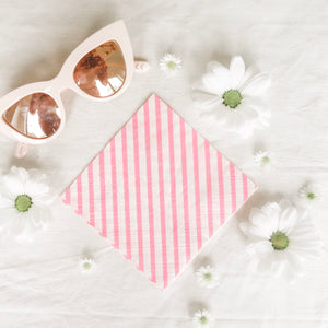 Legally Blonde Napkins - Banner & Bow
