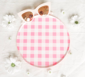 Legally Blonde Large Plates - Banner & Bow