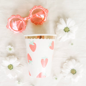 Babe Cups - Banner & Bow