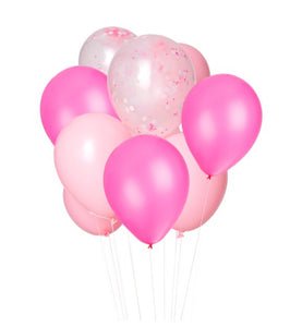 I Dream of Jeannie Balloons - Banner & Bow